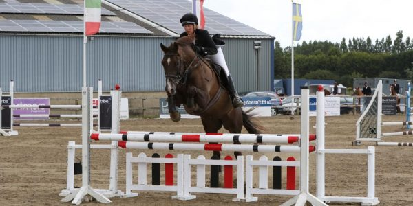 Flatwork and Jumping Clinics with Beth Boyes BHSII+SE